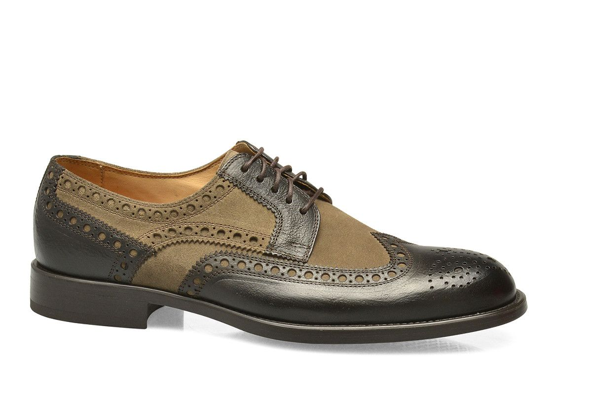 2f7492ab Półbuty męskie 4769 - NORD Luxury Shoes